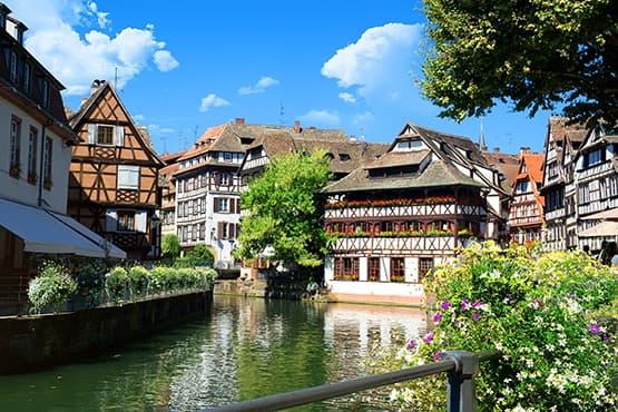 Circuit touristique et excursion en Alsace avec chauffeur dédié