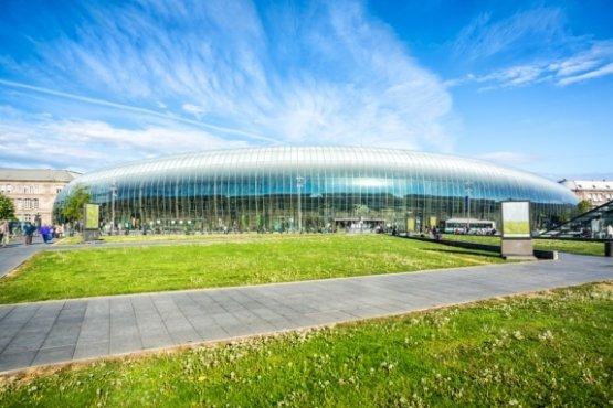 VTC Gare Strasbourg